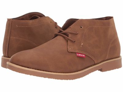 Levi'S® Shoes - Levi'S® Shoes Men Dark Tan Sonoma Wax Chukka Boots