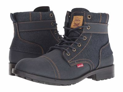 Levi'S® Shoes - Levi'S® Shoes Men Navy Artesia Denim Lace Up Boots