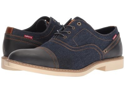 Levi'S® Shoes - Levi'S® Shoes Men Navy Essex Denim Oxfords