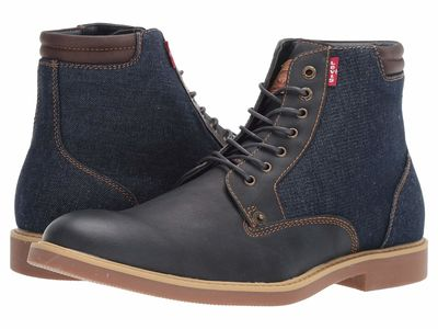 Levi'S® Shoes - Levi'S® Shoes Men Navy Winham Denim Lace Up Boots