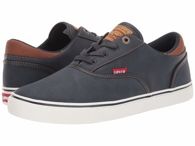 Levi'S® Shoes - Levi'S® Shoes Men Navy/Tan Ethan Perf Wx Ul Nb Lifestyle Sneakers