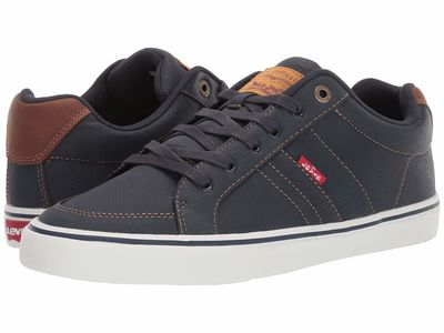 Levi'S® Shoes - Levi'S® Shoes Men Navy/Tan Turner Tumbled Wax Lifestyle Sneakers