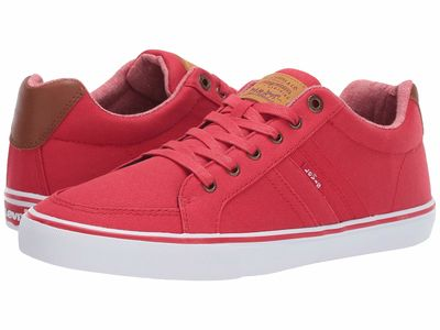 Levi'S® Shoes Men Red Turner Ct Cvs Lifestyle Sneakers
