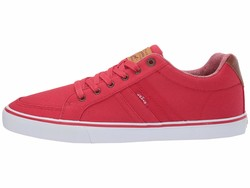 Levi'S® Shoes Men Red Turner Ct Cvs Lifestyle Sneakers - Thumbnail