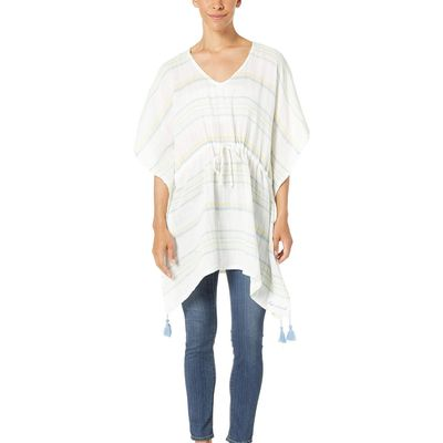 Life İs Good - Life İs Good Cloud White Summer Breeze Tunic
