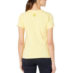 Life İs Good Happy Yellow Copper Palms Crusher™ Tee - Thumbnail