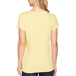Life İs Good Happy Yellow There'S A Nap For That Smooth T-Shirt - Thumbnail