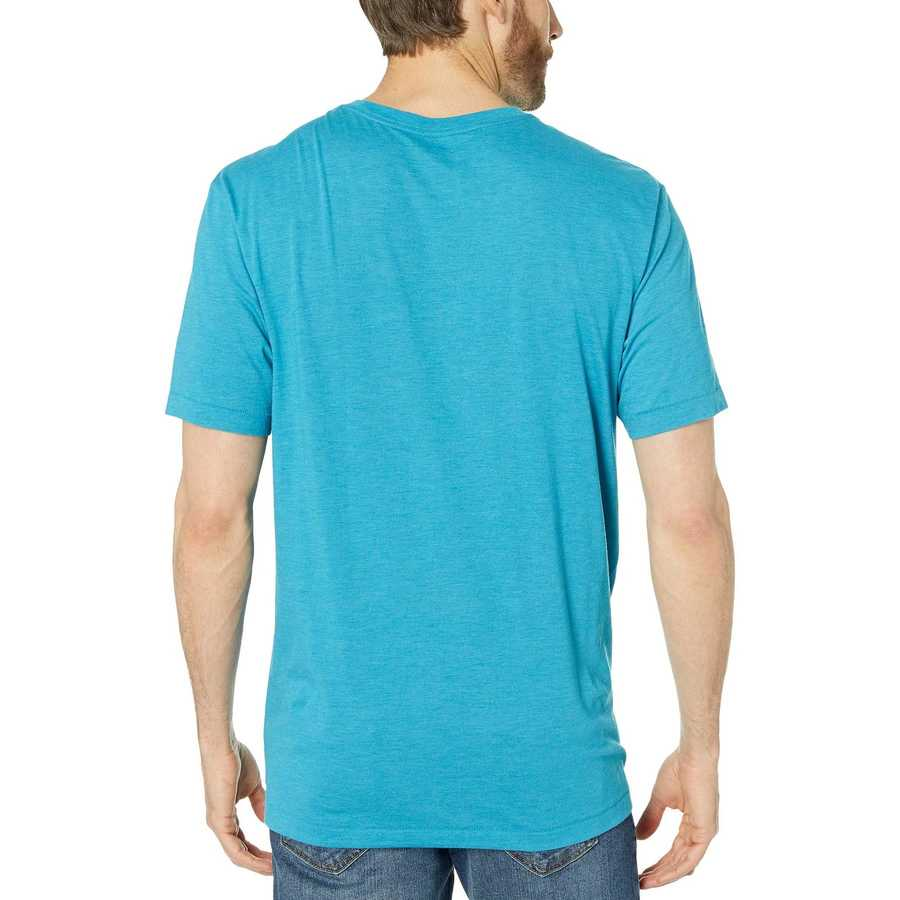 Life İs Good Seaport Blue Lıg Mountains Cool Tee™