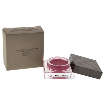 Burberry - Lip & Cheek Bloom - # 01 Rose 0,12oz