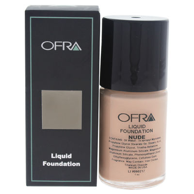 Ofra - Liquid Foundation - Nude 1oz