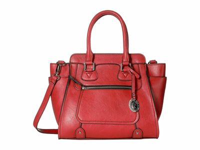 London Fog - London Fog Scarlett Knightsbridge Satchel Handbag