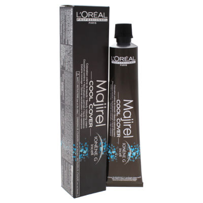 LOreal - LOreal Majirel Cool Cover - 5.18 Light Ash Mocha Brown 1.7 oz