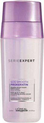 LOreal - LOreal Serie Expert SOS Smooth Pro Keratin Double Serum 2 x 15 ml
