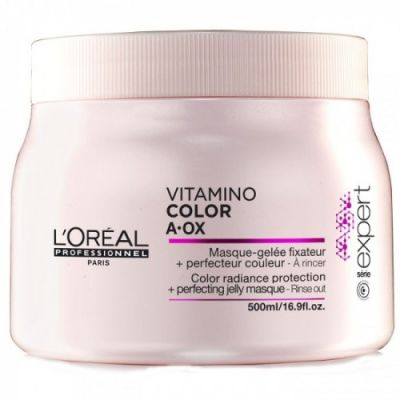 LOreal - LOreal Serie Expert Vitamino Color A-OX Masque 16.9 oz