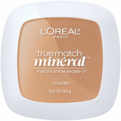 LOreal - LOreal True Match Mineral Powder - Classic Tan 0.31 oz