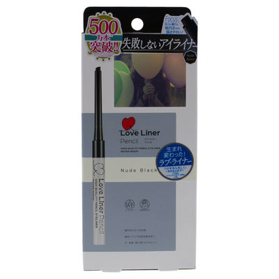 MSH - Love Liner Liquid Eyeliner - Nude Black 0,01oz