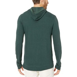 Lucky Brand Sycamore Terry Hooded Tee - Thumbnail