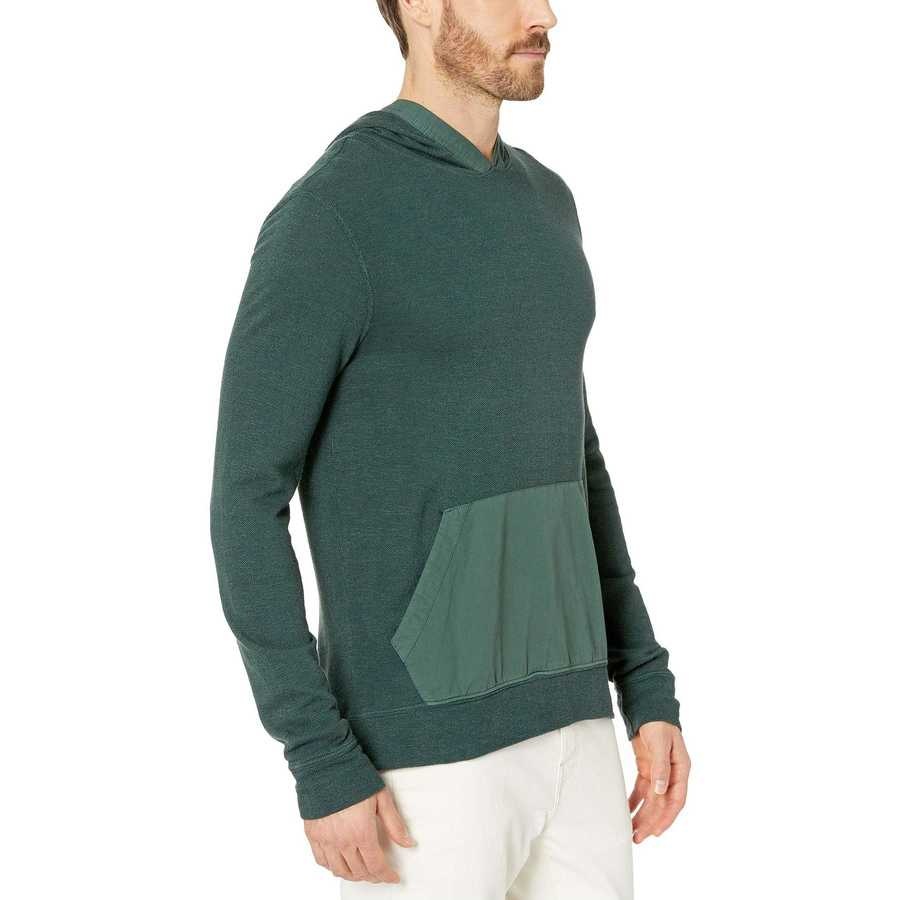 Lucky Brand Sycamore Terry Hooded Tee