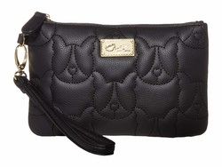Luv Betsey Black Lb2For1R Clutch Bag - Thumbnail