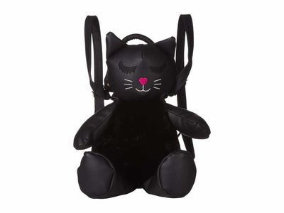 Luv Betsey - Luv Betsey Black Misty Backpack
