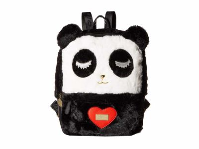Luv Betsey - Luv Betsey Black/White Andy Backpack
