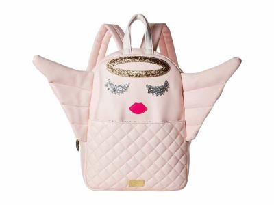 Luv Betsey - Luv Betsey Blush Angle Kitch Backpack