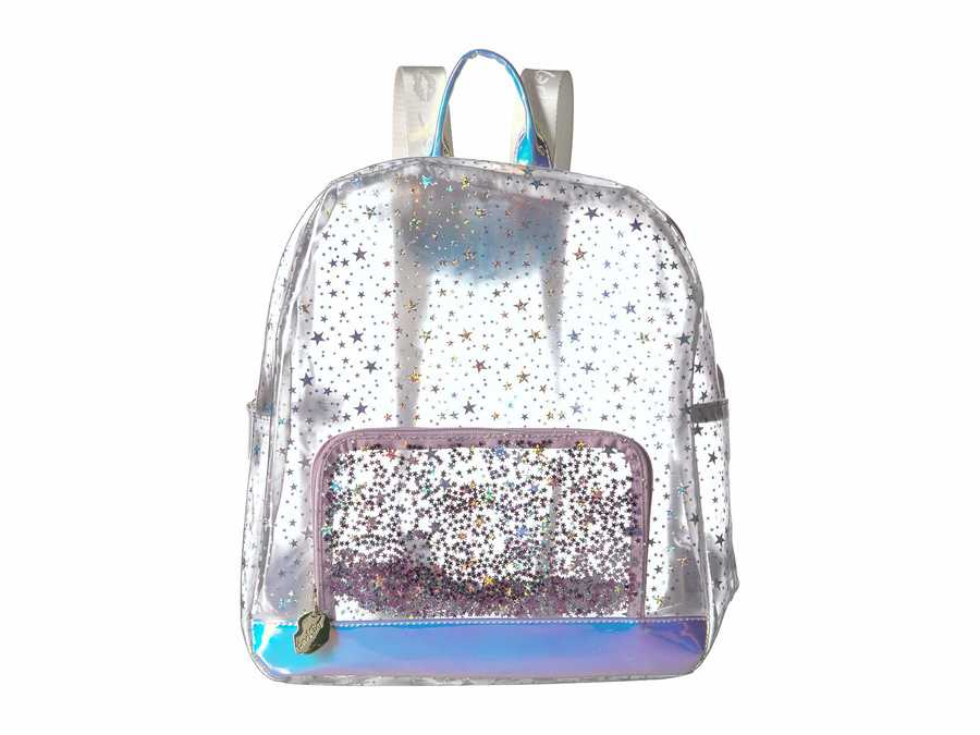 Luv Betsey Clear Clear Backpack