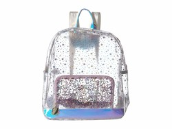 Luv Betsey Clear Clear Backpack - Thumbnail