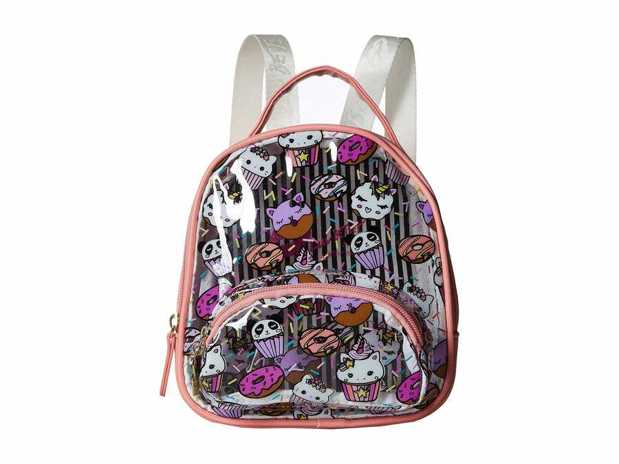 Luv Betsey Coral Saged Mini Backpack