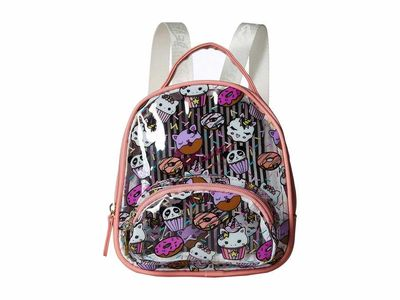 Luv Betsey - Luv Betsey Coral Saged Mini Backpack