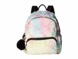 Luv Betsey Multi Emma Plush Backpack - Thumbnail