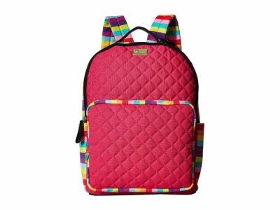 Luv Betsey - Luv Betsey Multi Faux/Green Tec Backpack