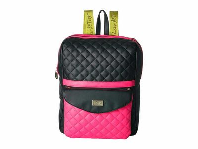 Luv Betsey - Luv Betsey Neon Lexie Backpack