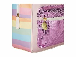 Luv Betsey Pink Multi Maggie Backpack - Thumbnail