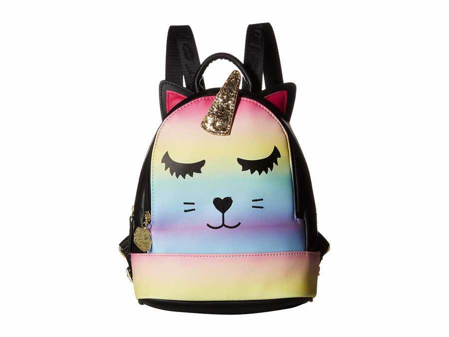 Luv Betsey Rainbow Zaz 3D Backpack