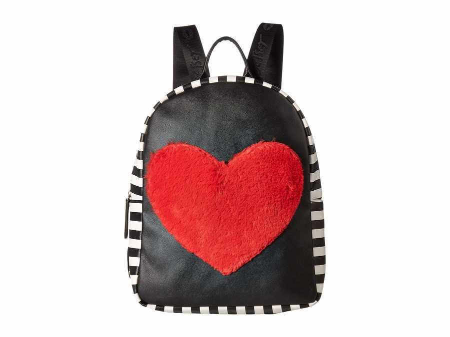Luv Betsey Red Nora Backpack
