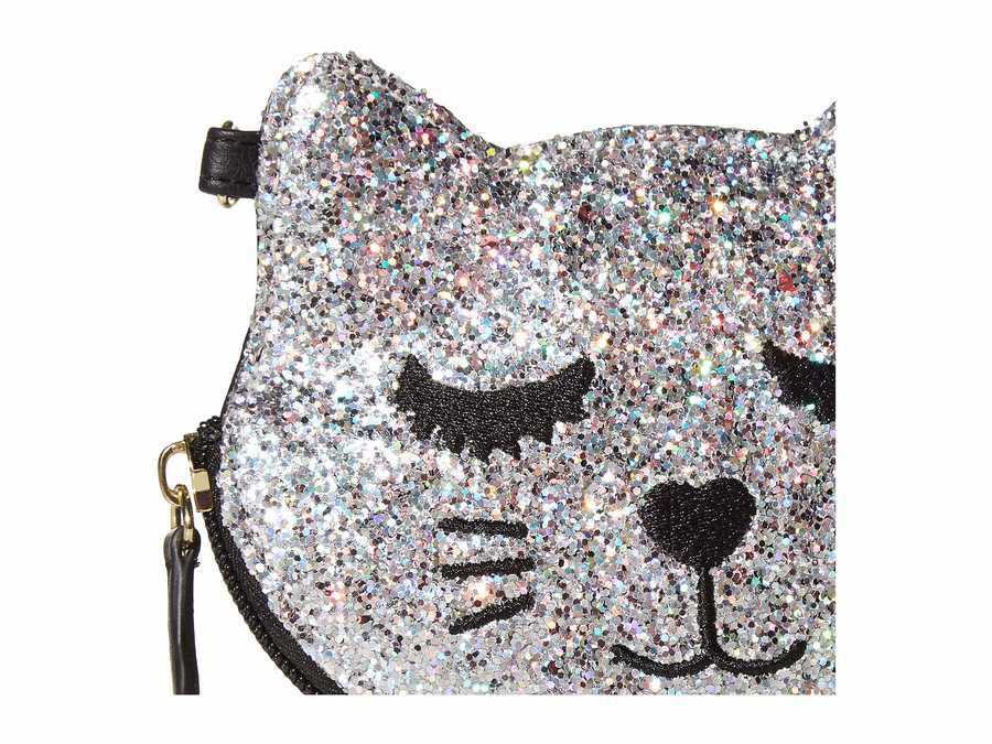 Luv Betsey Silver Lb2For1R Clutch Bag