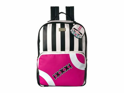 Luv Betsey - Luv Betsey Stripe Play Backpack