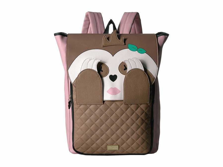 Luv Betsey Tan Pakerr Backpack