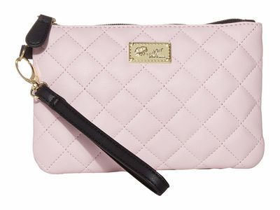 Luv Betsey - Luv Betsey White/Pink Lb2For1R Clutch Bag