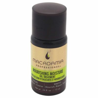 Macadamia - Macadamia Nourishing Moisture Oil Treatment 0.34 oz