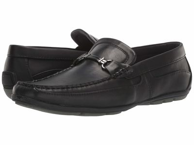 Madden By Steve Madden Men Black Jaxx 6 Loafers