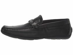 Madden By Steve Madden Men Black Jaxx 6 Loafers - Thumbnail