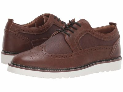 Madden By Steve Madden - Madden By Steve Madden Men Cognac Desin 6 Oxfords
