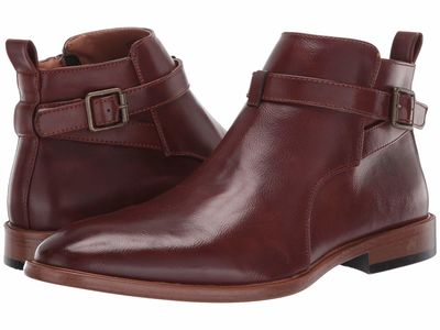 Madden By Steve Madden - Madden By Steve Madden Men Cognac Esser 6 Dress Boots