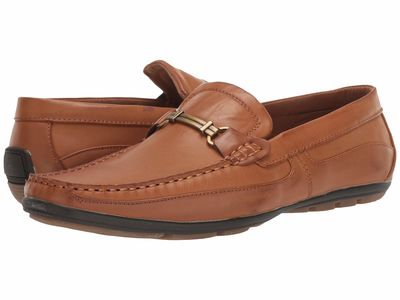 Madden By Steve Madden - Madden By Steve Madden Men Cognac Jaxx 6 Loafers