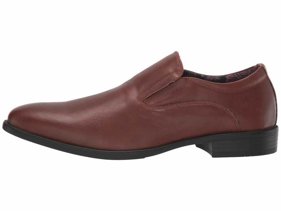 Madden By Steve Madden Men Cognac Yannix Loafers