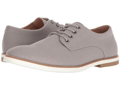 Madden By Steve Madden Men Grey Garett Oxfords