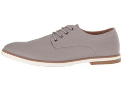 Madden By Steve Madden Men Grey Garett Oxfords - Thumbnail