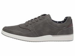 Madden By Steve Madden Men Grey Pale 6 Lifestyle Sneakers - Thumbnail